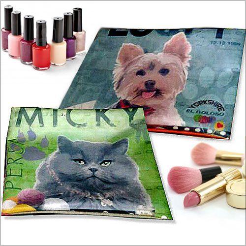 Bolsa para llevar cosméticos