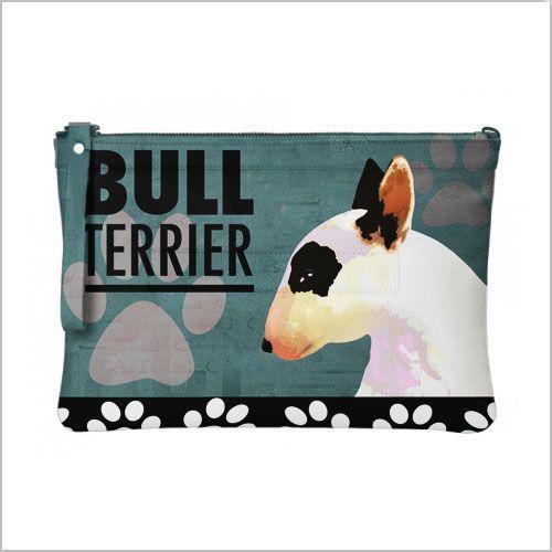 Bolsa-estuche Bull Terrier