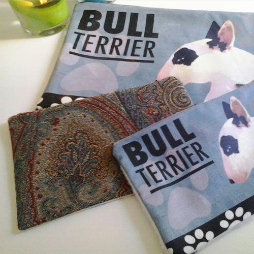 Estuches Bull Terrier